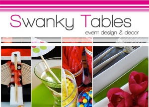 Swankytables portland wedding