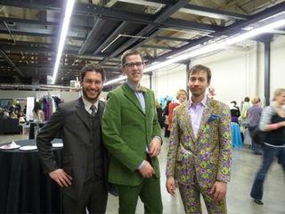 Duchess clothier custom men's suits menswear wedding formalwear