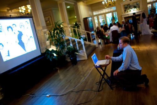 Wedding-slideshow-audio-visual-planning
