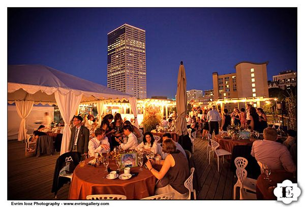 Portland Wedding Coordinator Rooftop Weddings And Venues In