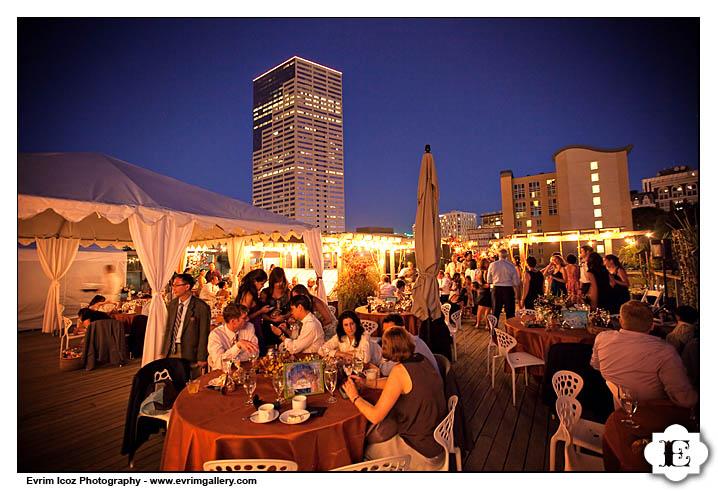 Rooftop Wedding at DeSoto Rooftop Terrace