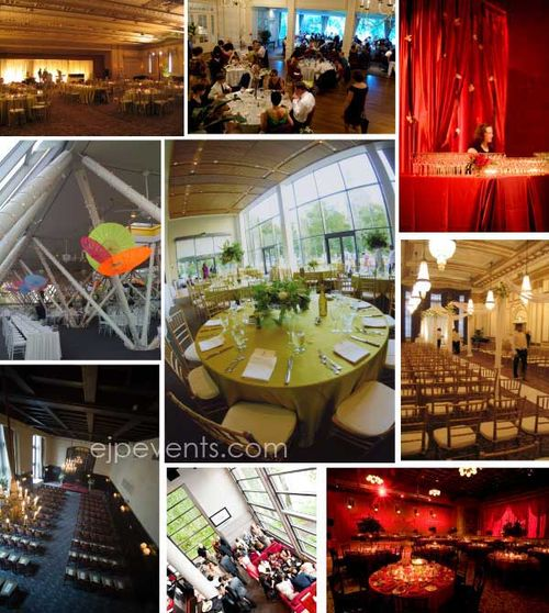 a short roundup of some gorgeous indoor wedding locations in Portland
