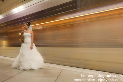 Wedding-on-MAX-light-rail-portland