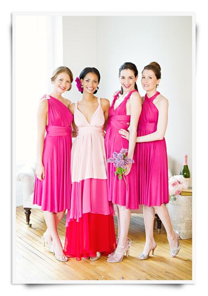 Twobirds-bridesmaids-colorblock-gown-trent-bailey