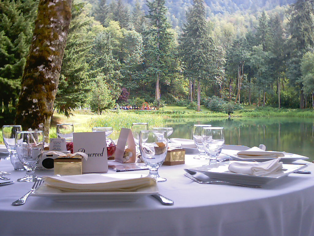 Oregon Garden Wedding 1