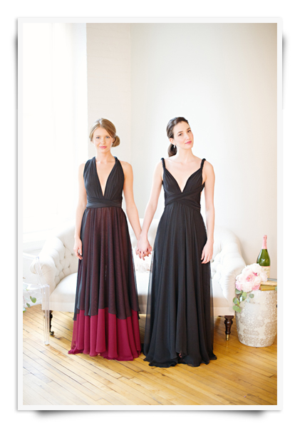 Twobirds-bridesmaids-colorblock-gown-trent-bailey-2