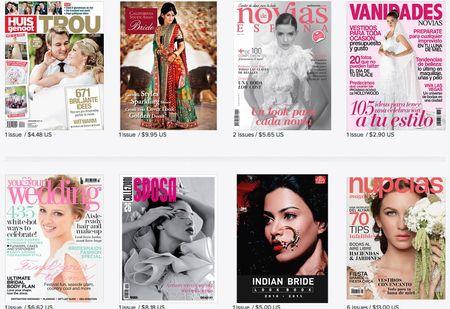 Bridal-magazines-zinio-digital-newsstand