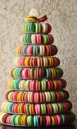 Macarons-by-mimi-macaron-wedding-cake