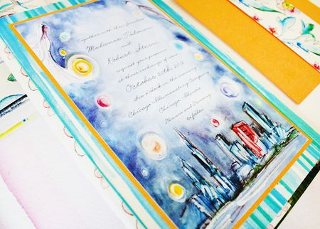Chagall-Inspired-Handpainted-Artwork-Wedding-Invitations-Momental-Designs-Kristy-Rice-9