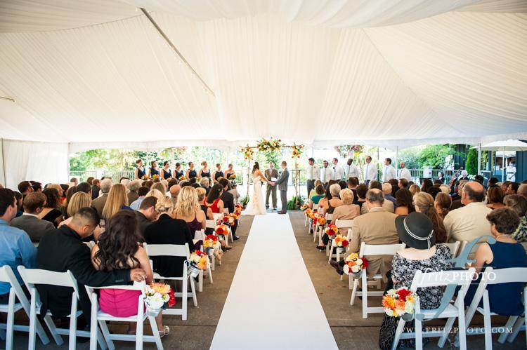 Wedding-world-forestry-center-ceremony