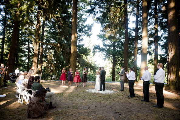 Mt tabor park wedding by david barss