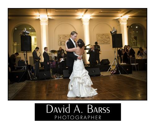 Wedding First Dance, Portland Art Museum