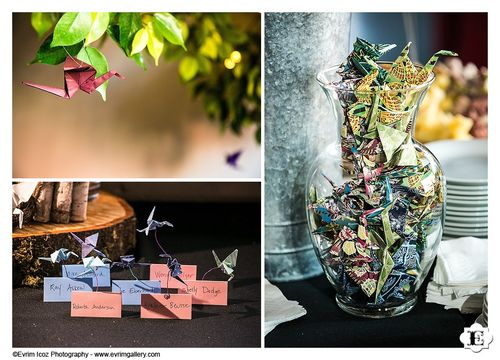 Paper-cranes-wedding-decor-portland