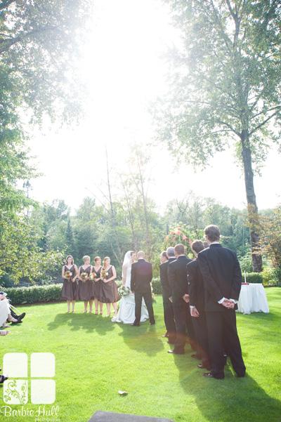 Lewis River Golf Course (Woodland, WA) wedding