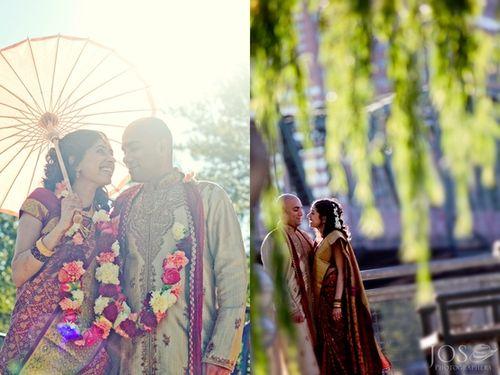 Wedding at Foundry at Oswego Pointe, Lake Oswego (Portland, Oregon area)