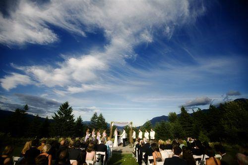 Skamania Lodge, Stevenson WA (Columbia River Gorge area) wedding